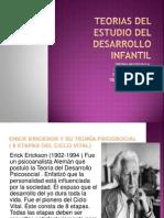 Teorias Del Estudio Del Desarrollo Infantil