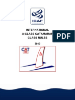 Regles de Classe 2010