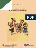 William D. Tompkins - Las tradiciones musicales de los negros de la costa del Perú