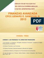 Finanzas Avanzada - 2013 - Adm