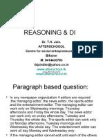 27 June Reasoning & DI II