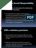 CSR in Rural - Sent