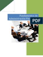 Fundamentos de Administración Financiera
