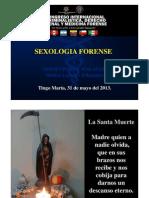 Sexologia Forense i Congreso Internacional en Tingo Maria Peru 2013 [Modo de Compatibilidad]