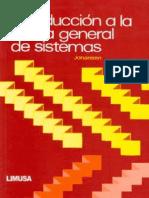 109384841 Introduccion a La Teoria General de Sistemas Oscar Johansen