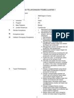 RPP-Bio Kelas XI KD 1.1