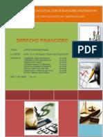 Derecho Financiero - Trabajo Encargado -1er Grupo