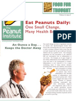 Peanuts for Health