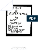 Light of Experience, by Neil Carter