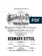 Viola Orchestral Excerpts-Ritter2
