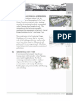 Design Guidelines on Residential Units