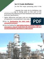 4269Chapter 4 Crude Distillation