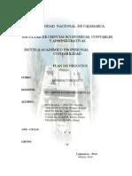 53314029 Plan de Negocios Ferreteria Sol de Cajamarca