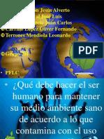 Contaminación antropogénica (personal)- 211.