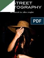 Street Photography an Ebook