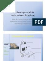 Presentation Calculateur