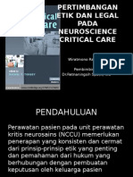 TBR Ethics in Critical Care