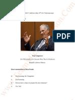 JACKSON V AEG May 28th 2013- Paul Gongaware Trial Transcripts
