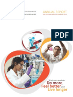GSK Annual Report 2012