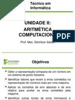 Aritmetica Computacional II