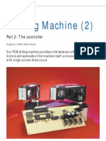 PCB Drilling Machine 2