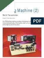 PCB Drilling Machine 2