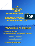 6. Welding Symbols & Weld Preparations