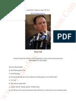 JACKSON V AEG May 20th 2013- Shawn Trell-Trial Transcripts