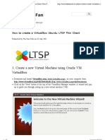 How to Create a VirtualBox Ubuntu LTSP Thin Client | How to | the Fan Club | Dynamic Design Solutions