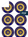 Emblema Da Sociedade de Socorro