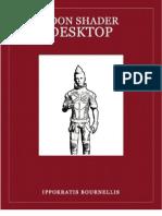 Toon Shader Desktop manual v1.0