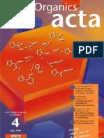 Acros Organics acta N°004