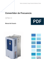 CFW 11 Manual Del Usuario Manual Espanol