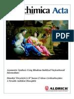 Aldrichimica Acta Vol 30 N°4