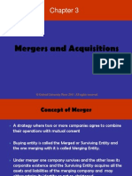 Chapter 3_Mergers and Acquisitions