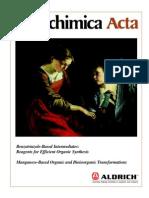 Aldrichimica Acta Vol 31 N°2