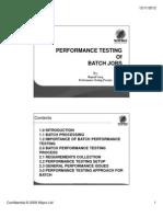 17_performance Testing of Batch Jobs