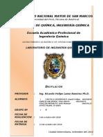 Informe - Destilación