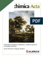 Aldrichimica Acta Vol 32 N°1