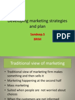 II Developing Marketing Strategies and Plan