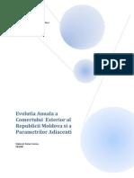 Analiza Comertului Exterior a RM in Perioada Anilor 1993-2012