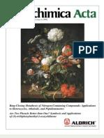 Aldrichimica Acta Vol 32 N°3