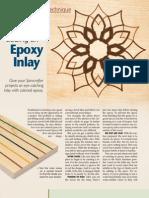 Adding an Epoxy Inlay