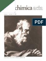 Aldrichimica Acta Vol 01 N°3