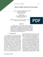 Displacement based seismic design