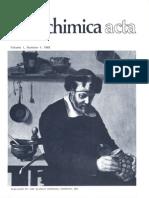 Aldrichimica Acta Vol 01 N°4