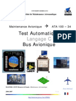 Test Maint Avionique M1ME V2 40