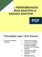 Kuliah 4-Sem II-Revolusi Saintifik