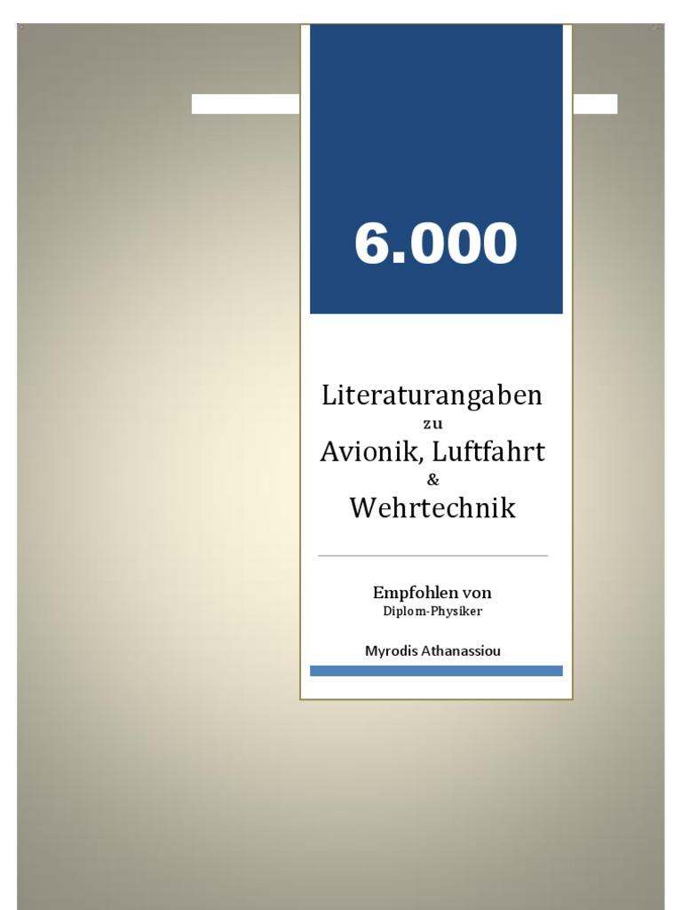 262 - Schrifttum zu Avionics, Aerospace & Defense | Airbus ...