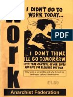 Work and the Free Society